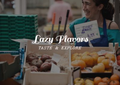 .lazy flavors.